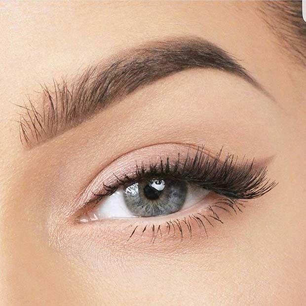 19 Easy Everyday Makeup Looks Stayglam Simple Everyday Makeup Winged Liner Makeup Simple Makeup Looks