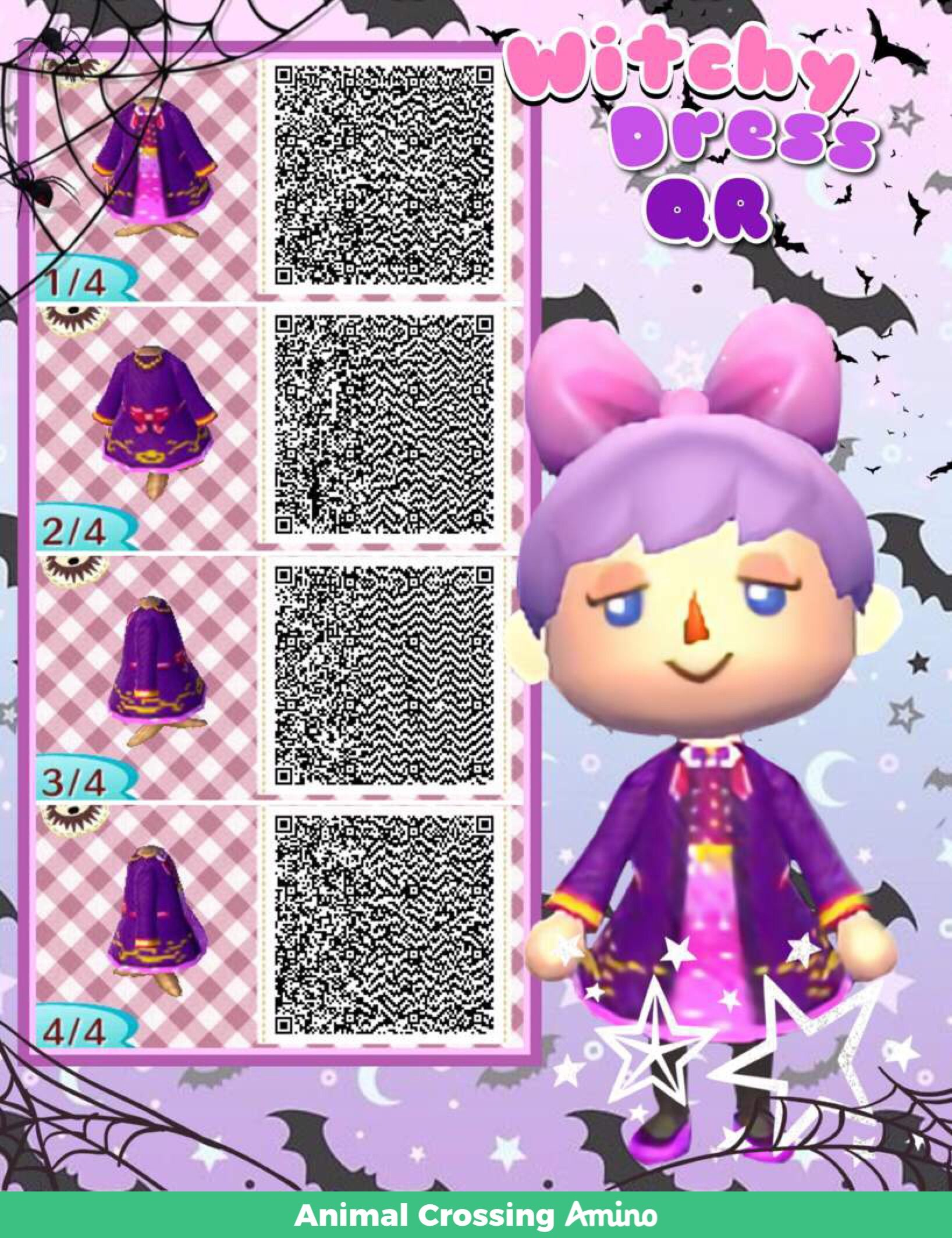Welcome To The Town Of Mimic Animal Crossing Qr Codes
