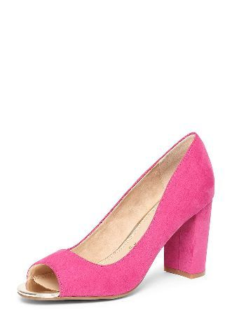 e5880394d31 Dorothy Perkins Womens **Lily Franc Pink Jen Heeled Court #Lily and ...