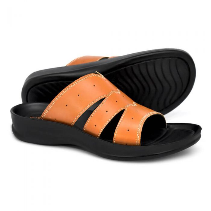Slip on sandal, Strap sandals
