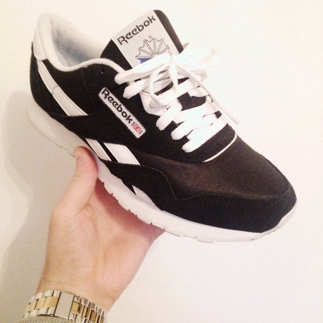 bc52ac12 Listed on Depop by j_dawson | Sneakers | Reebok, Sneakers, Classic