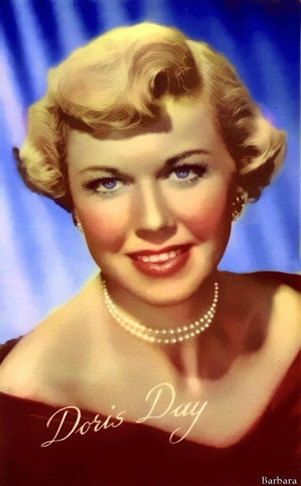 Pin Von Bep Odijk Auf Doris Day And Co Stars
