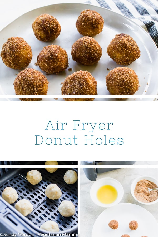 Air Fryer Donuts are easy to make and everybody in your