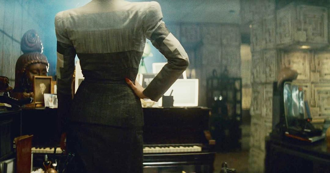 Blade Runner 1982 #cinematicrooms #bladerunner #seanyoung #ridleyscott #philipkdick #film #interiors #cinematography by cinematicrooms