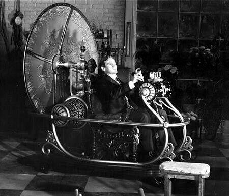 H.G Wells The Time Machine 1960