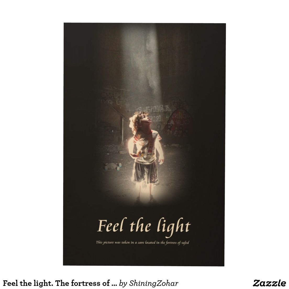 Feel the light the fortress of safed wood wall art pinterest