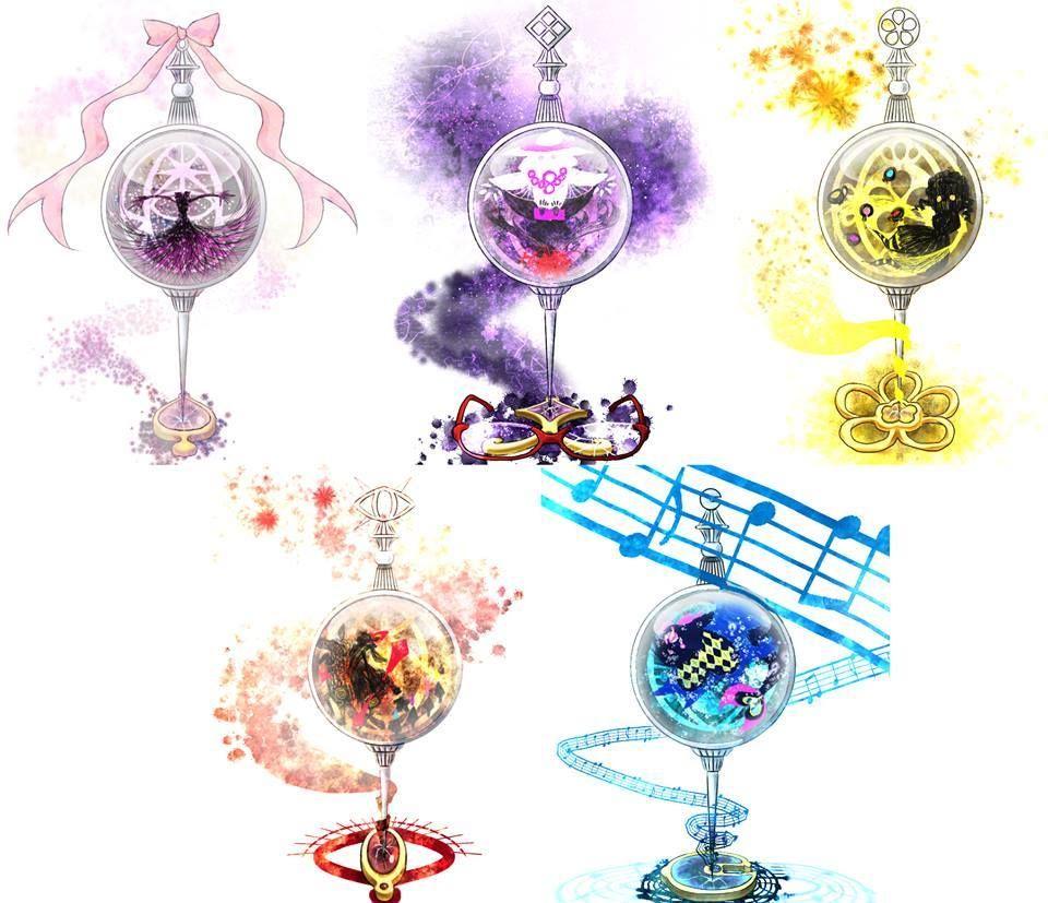 Puella Magi Madoka Magica Homura Akemi Soul Gem Ring Madoka