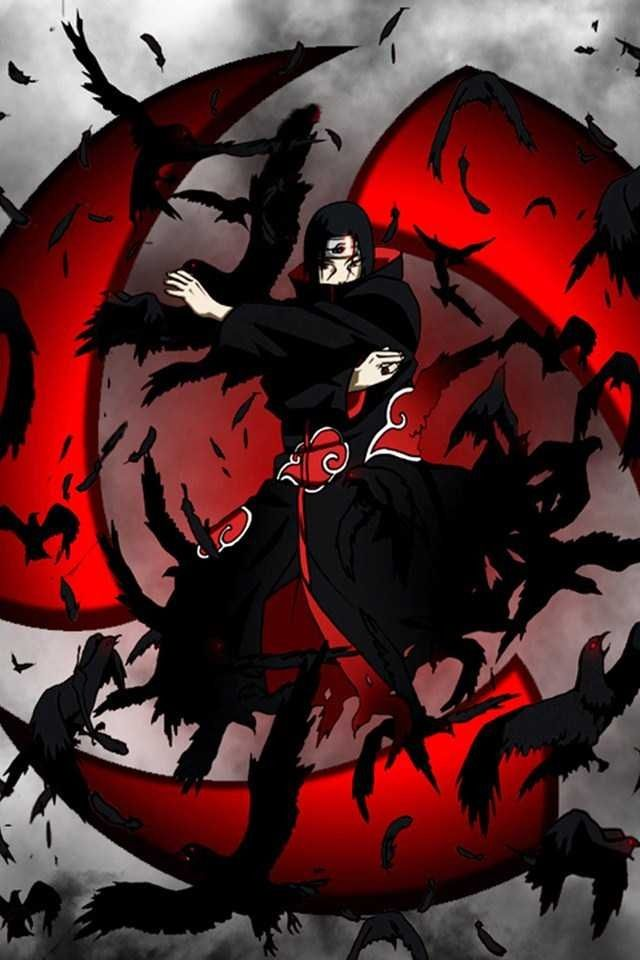 Itachi And His Crows