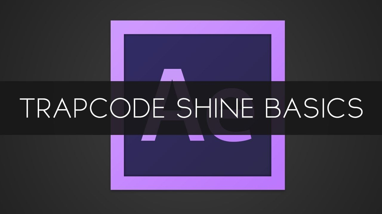 After effects tutorial trapcode shine basics tutorials ae after effects tutorial trapcode shine basics baditri Image collections