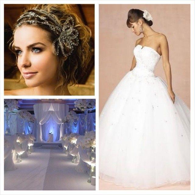 Inspiration mariage coiffure chignon - Accessoire maquillage pas cher ...