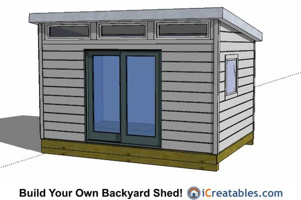 10x14 Shed Plans Large Diy Storage Designs Lean To Sheds Diy Shed Plans Modern Shed Shed Design