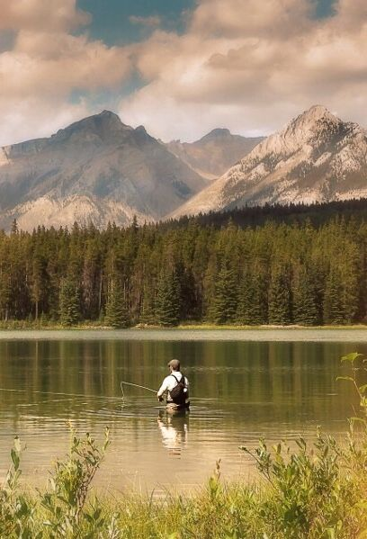 Fly Fishing the Rocky Mountains