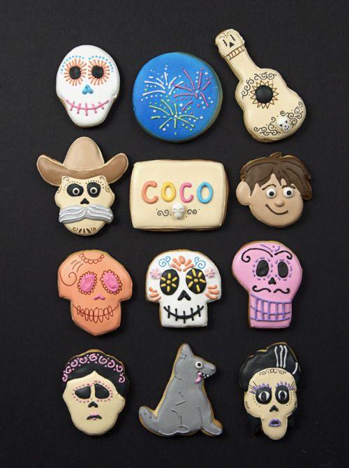Coco Cookies Disney Recipes Galletas De Coco Galletas