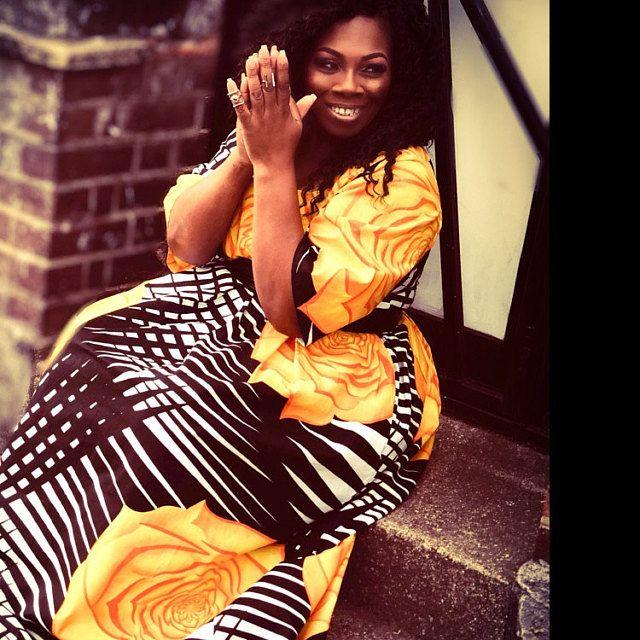 Maui African print Asymmetrical top Ankara peplum top African wax African clothing #africanprintdresses