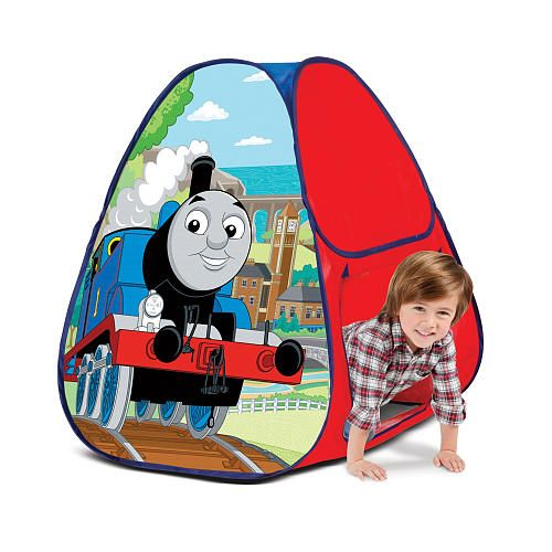 Thomas u0026 Friends Classic Hideaway Play Tent - Playhut - Toys   ...  sc 1 st  Pinterest : thomas train tent - memphite.com