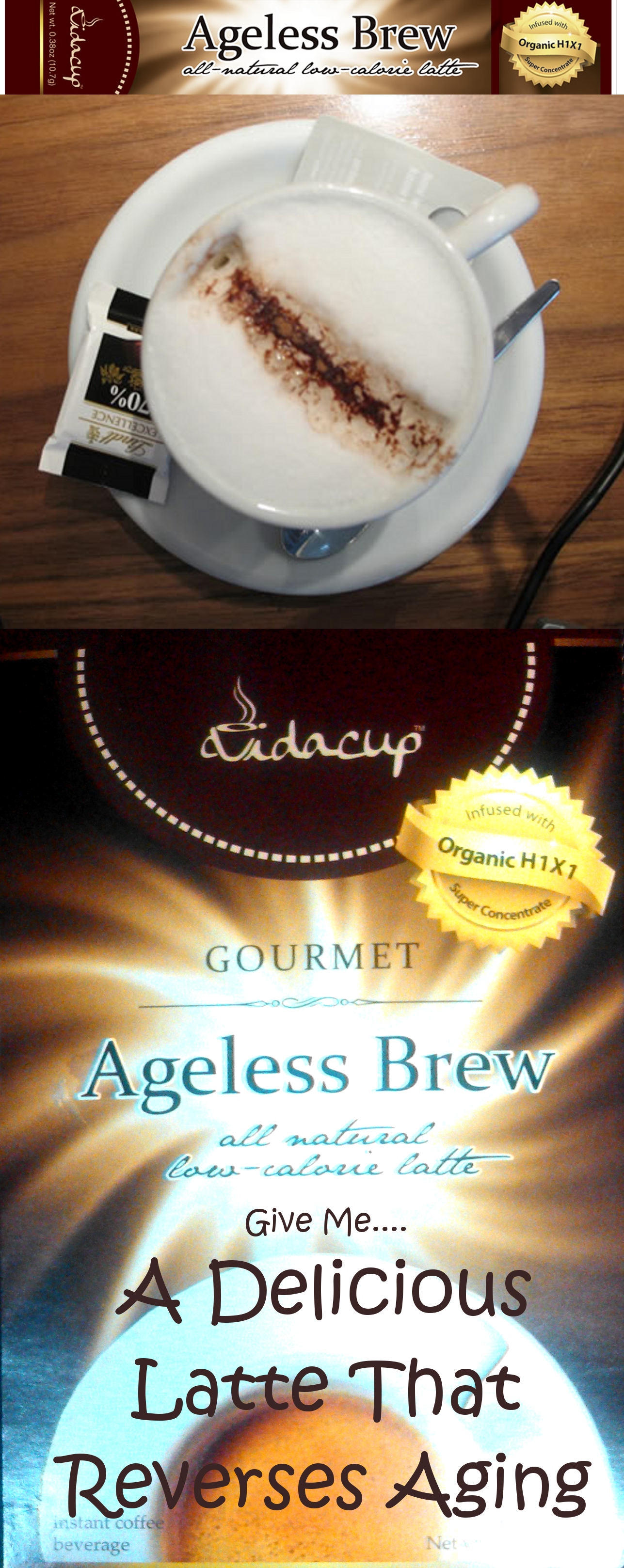 Imagine A Coffee That Reverses The Signs Of Aging From How You Feel