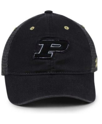 online store ba955 c9efb Zephyr Purdue Boilermakers Homecoming Cap - Gray Adjustable Mens Caps,  Sports Fan Shop, Baseball