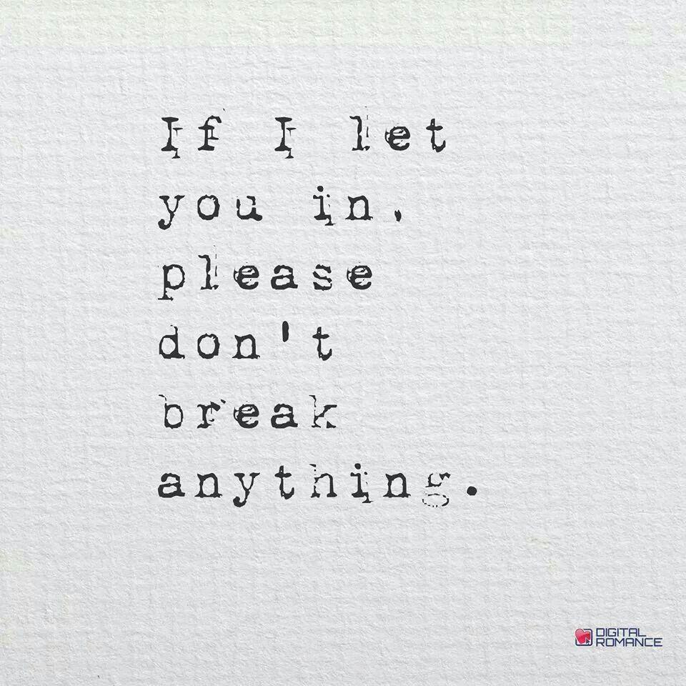 Please. I\'m already broken enough. | Words, Hurt me quotes ...