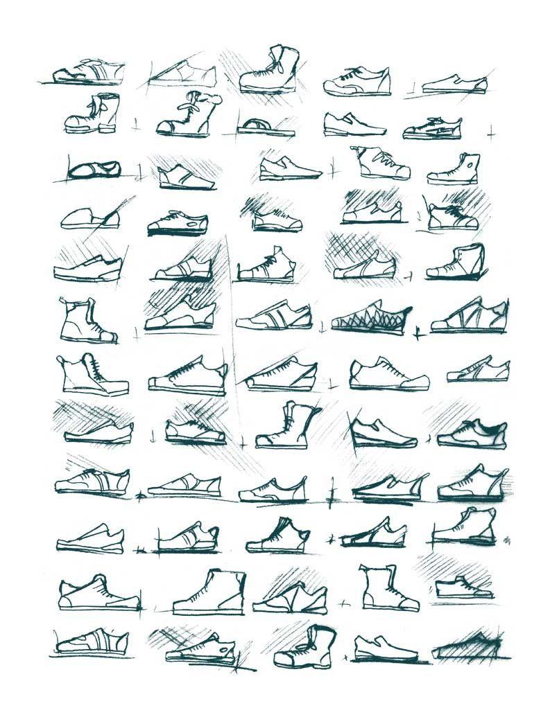 Shoe Render Flowy Raglan in 2020 Person drawing, Manga