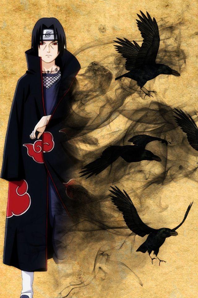Itachi Uchiha THE UCHIHA CLAN Pinterest Naruto