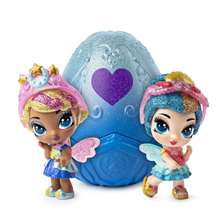 Blue HACHAMALS PIXIES Royal Snow Ball