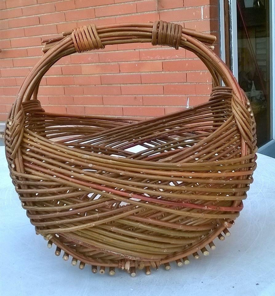 плетение из лозы японских корзин фото вариант выглядит