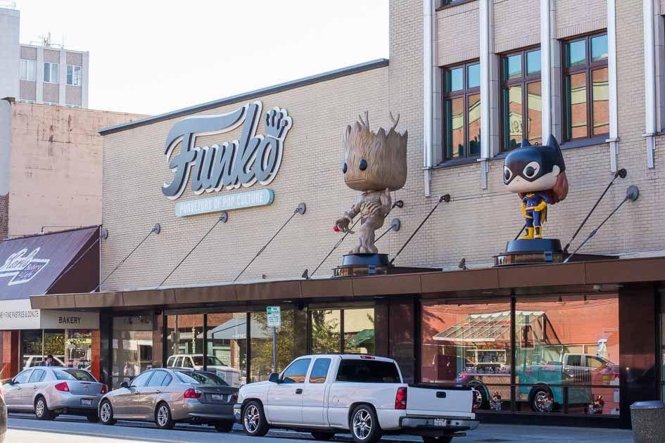 Visiting the Funko HQ in Everett Nerdy Geeky Fun Stuff Everett