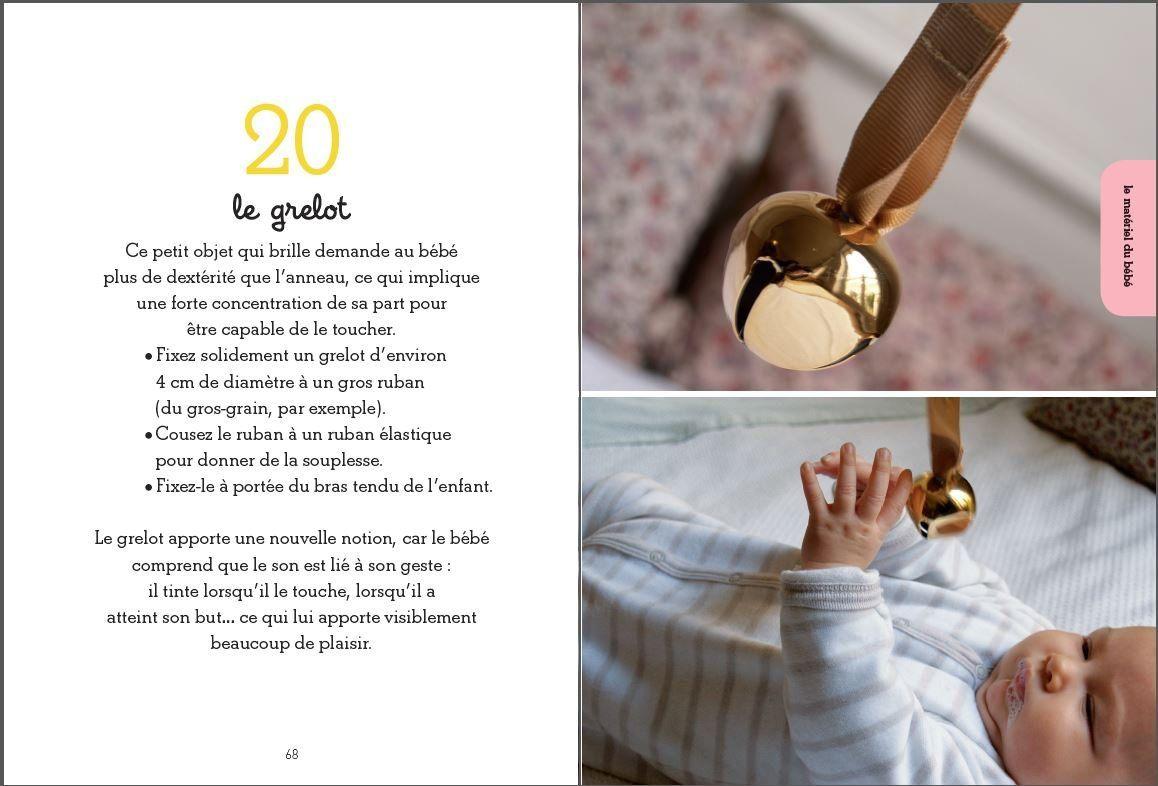 60 Activites Montessori Pour Mon Bebe Amazon Fr Marie