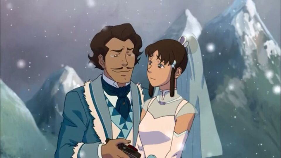 legend of korra | Tumblr I rly had a moment there. Really. I was so happy for them. Happiest.
