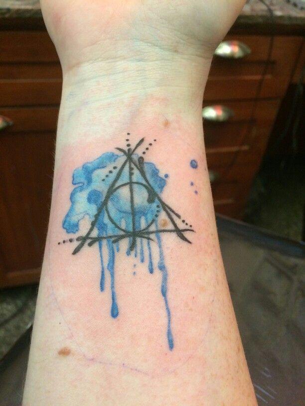 Ravenclaw Tattoo Small