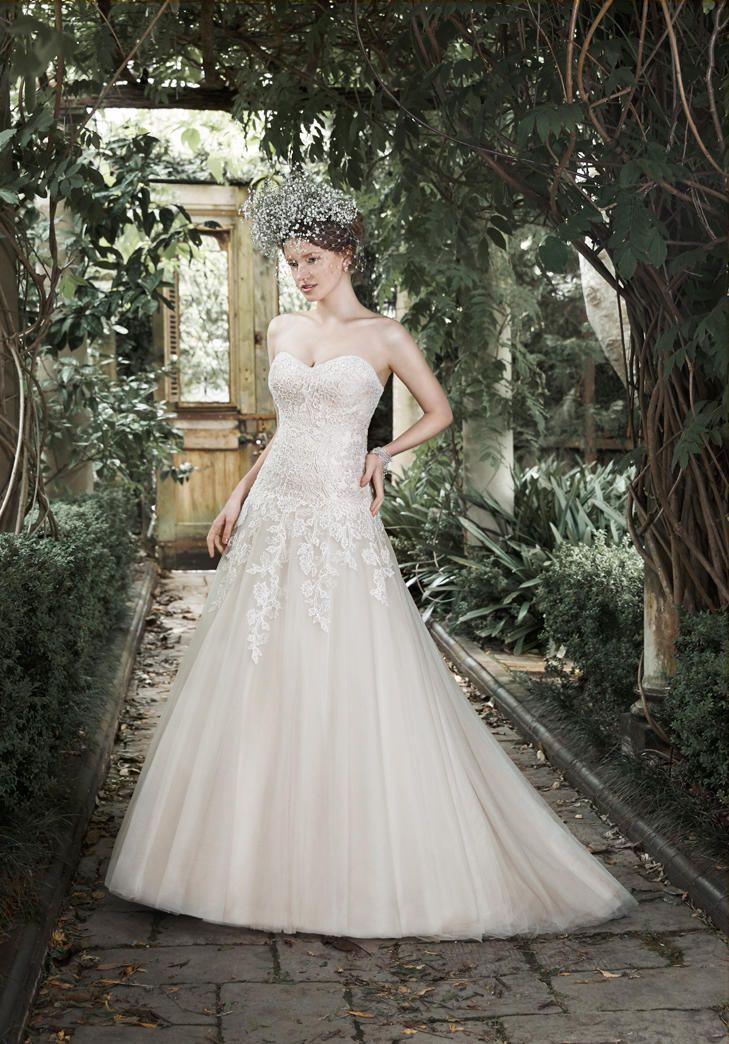 15 Wedding Dresses Under $1,000   Wedding dress, Weddings and Maggie ...