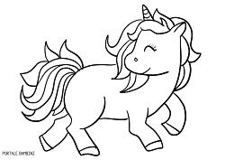 Unicorno Da Colorare.Disegni Di Unicorni Da Colorare Disegno Unicorno Immagini Hello Kitty Unicorno