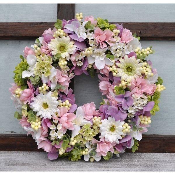 Galeria Pomyslow Hurtownia Florystyczna Hurtownia Kwiatow Sztucznych Floral Wreath Flower Making Wreaths
