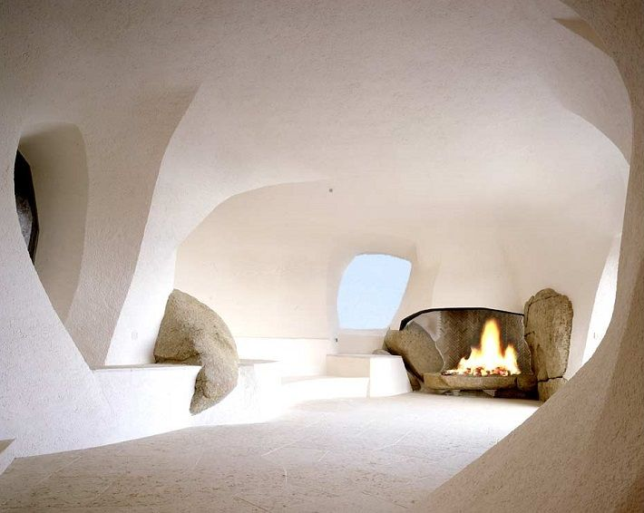 Organic Architecture Savin Couelle Interior Architecture Design Architecture House Interior Architecture