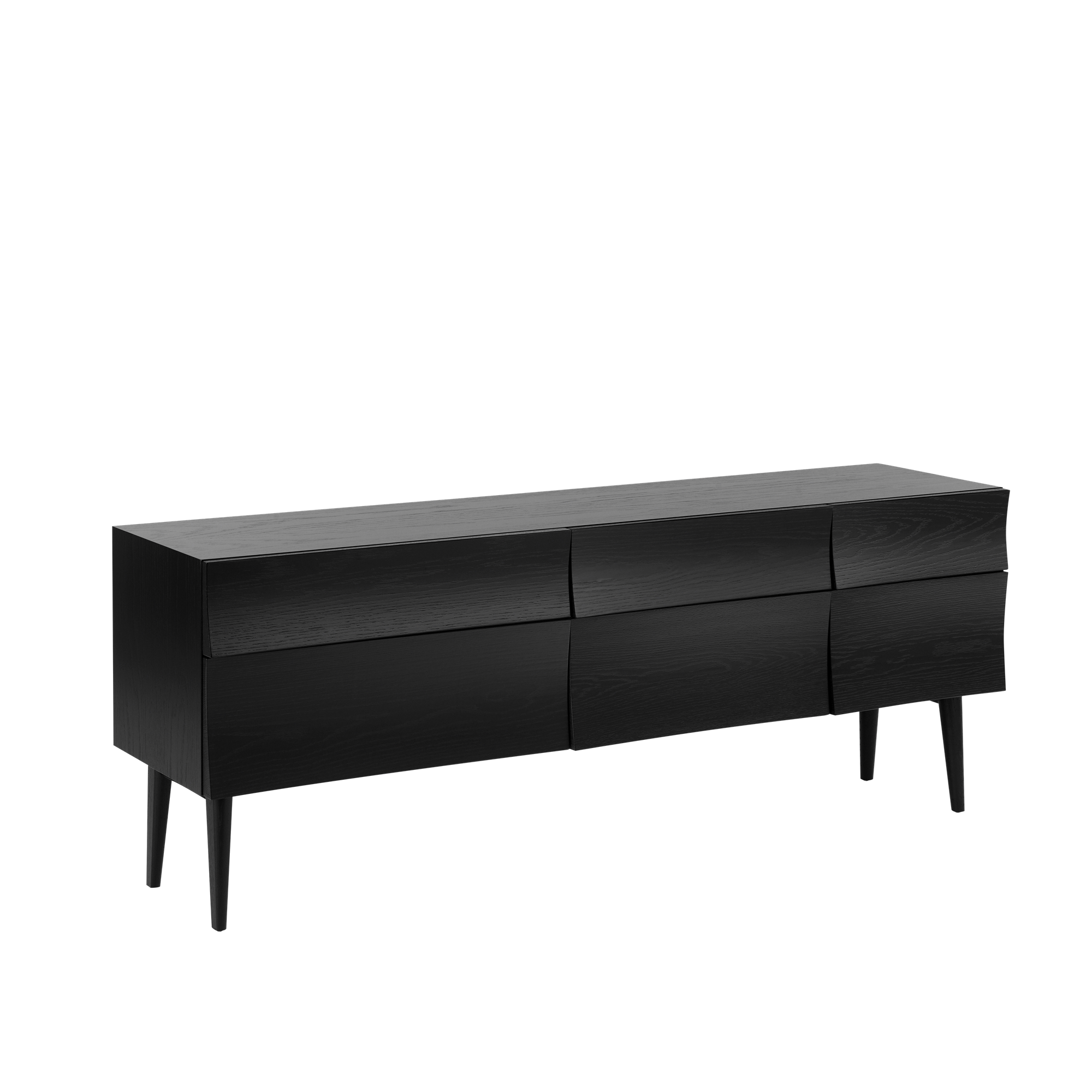 The Reflect Sideboard Is A Storage Unit With Considerable