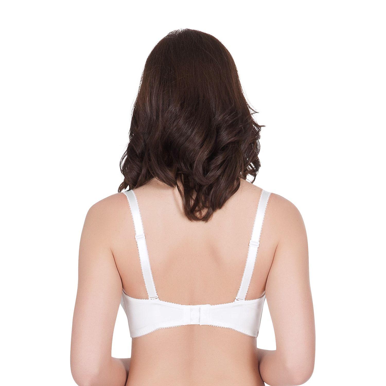 3fb2a1f539612 Parfait Bra  Elissa Unlined Lace Full-Figure Longline Bra P5012  Elissa