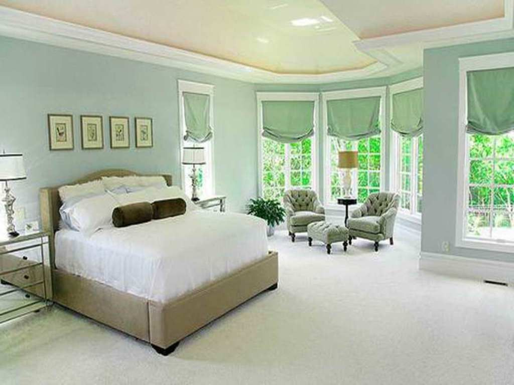 Master bedroom green paint ideas   Ideas of Master Bedroom Paint Colors  casa d playa  Pinterest