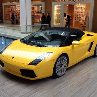 Yellow Lamborghini Gallardo Spyder Cars Pinterest Autos