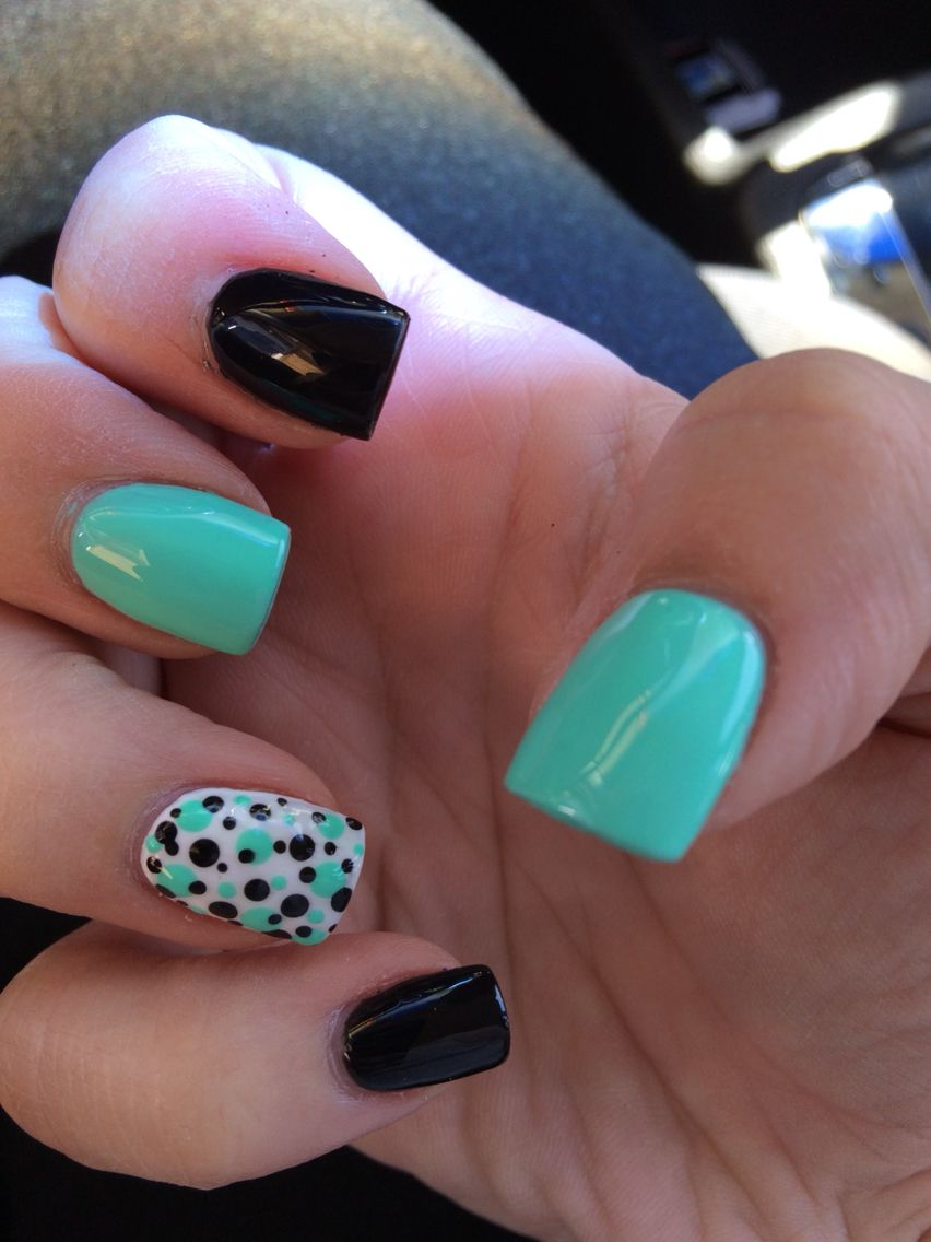 March 2015 nails