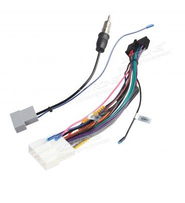 a8fee8c271f6aefea6ae7f956e7a25db iso conv04 iso wiring harness for the installation of xtrons xtrons wiring harness at gsmx.co