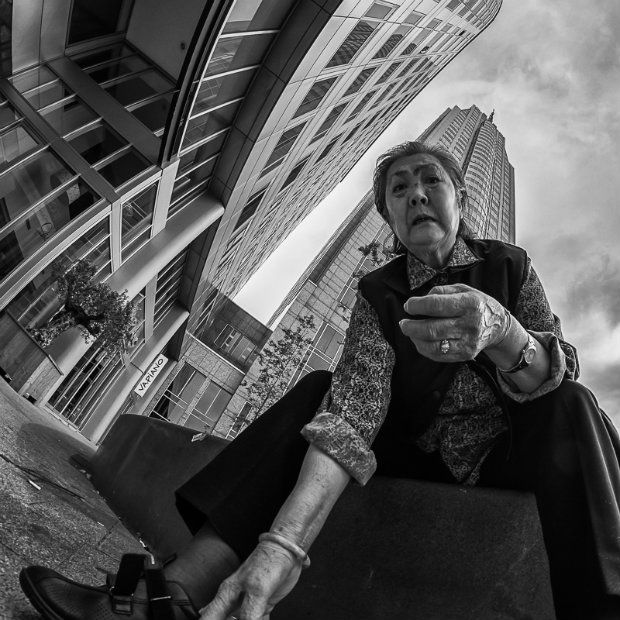 Fisheye Street Photography By Willem Jonkers Street Photography Street Photography People Urban Photography