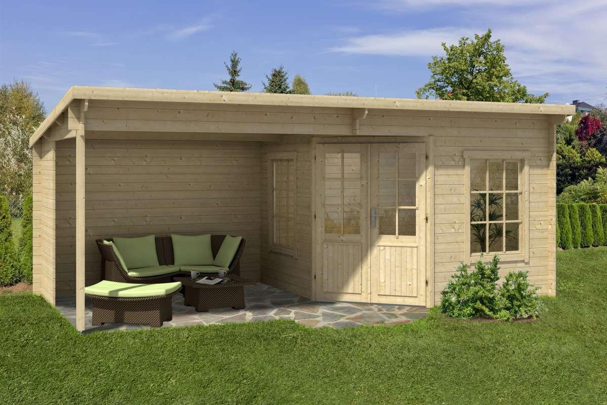 Gartenhaus Modell Carl28 Pool cabana ideas in 2019