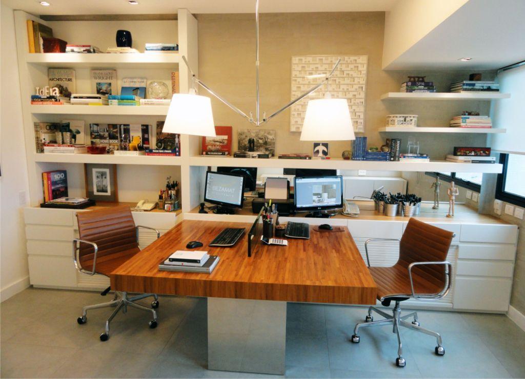 Escritorio bezamat arquitetura 1024 739 - Escritorio estudio ...