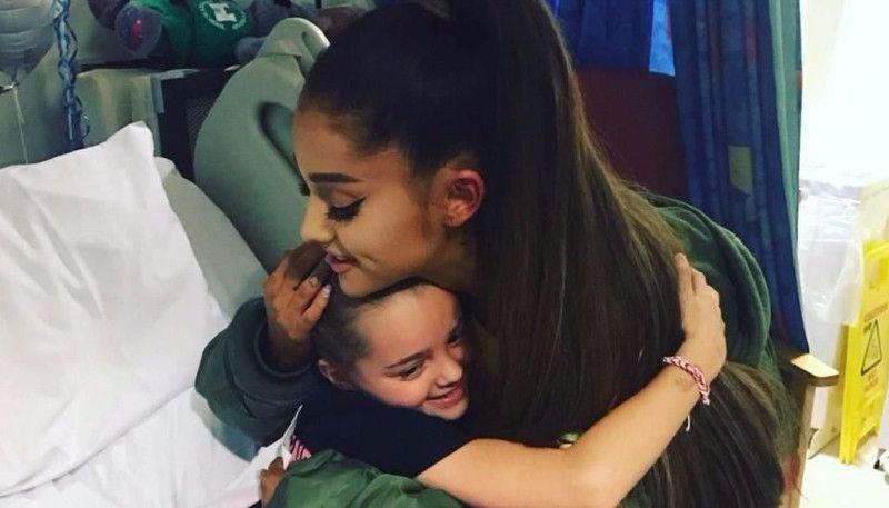 Ariana Grande, ciudadana de Honor de Manchester: El Ayuntamiento de la ciudad británica quiere otorgar este reconocimiento a la cantante…