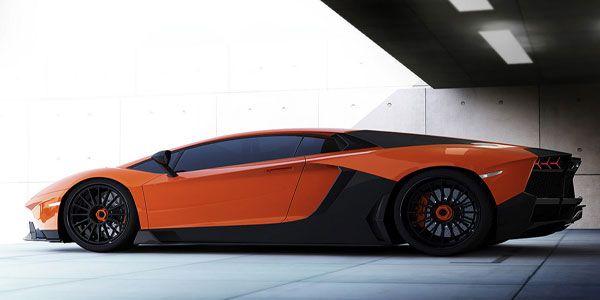 Lamborghini Aventador Edition Corsa   Car Types, News, Pictures