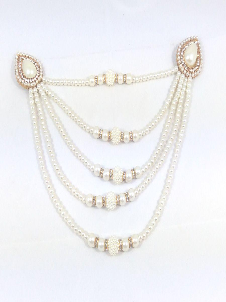 52baf160e Buy Palav Kundan Saree Pin Brooch Juda Ethnic Wedding Jewelry | pin ...