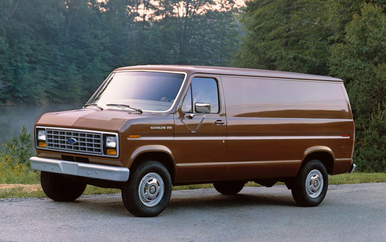1986 ford econoline