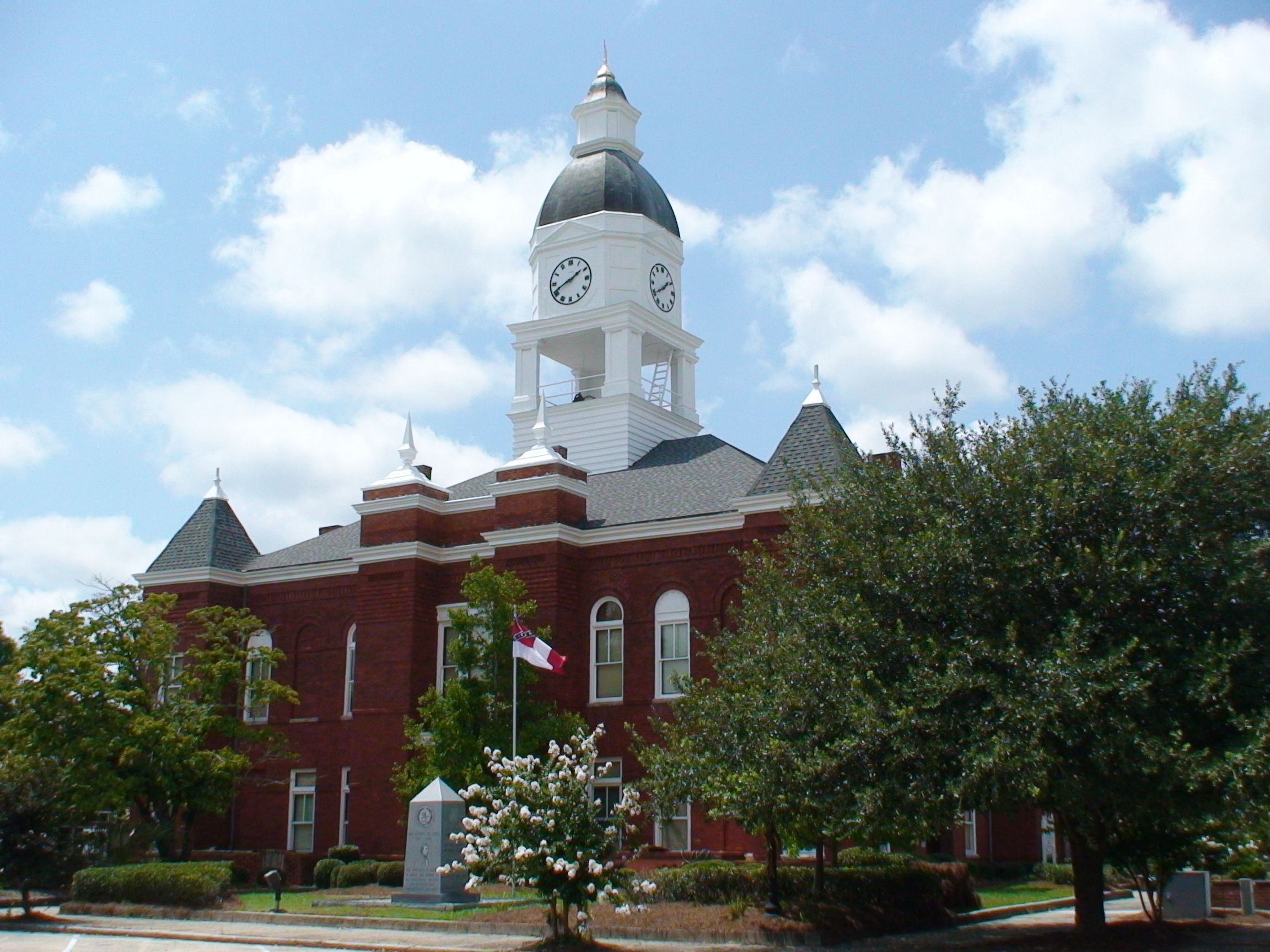 Berrien County Courthouse Nashville Ga Historic Preservation