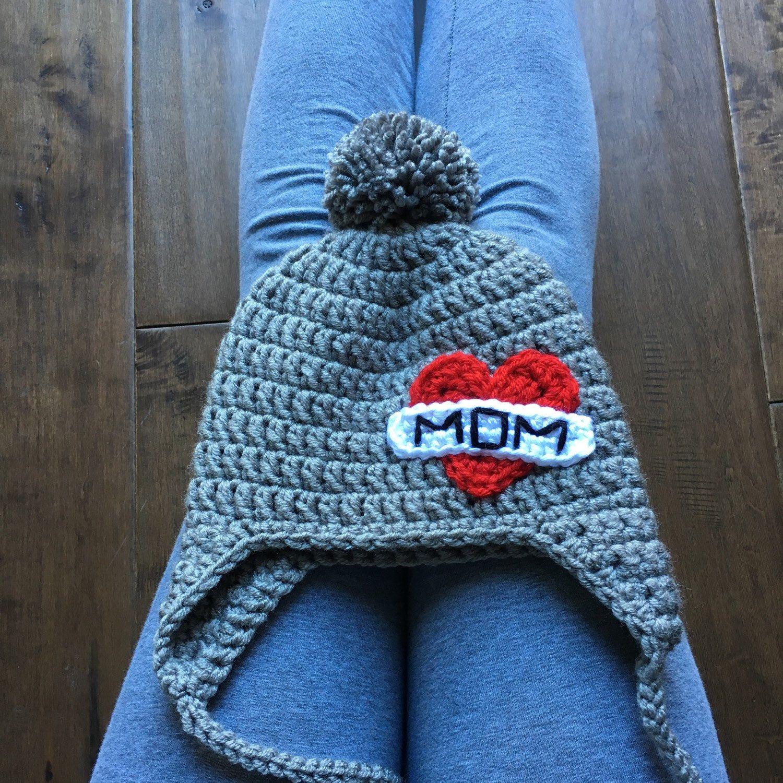 I love this hat! newborn hat, baby hat, tattoo heart, preemie hat ...