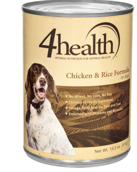 4health Chicken Rice Formula Dog Food 13 2 Oz Tractor